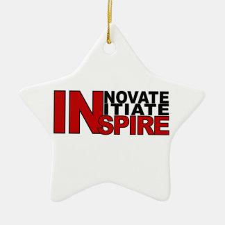 INSPIRE ornament, customize