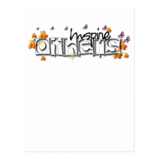 Inspire Others Postcard