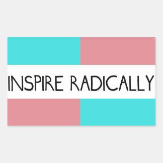 Inspire Radically Sticker