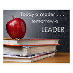 Inspire Readers Poster Posters