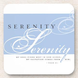 Inspire Serenity Beverage Coaster