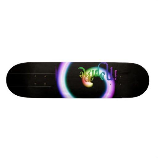 iNspiRe SkateBoard