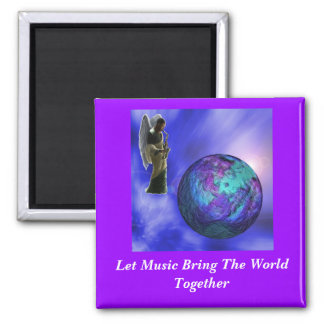 Inspire The World Magnet