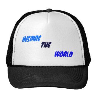 """Inspire the world"" Trucker Hat"
