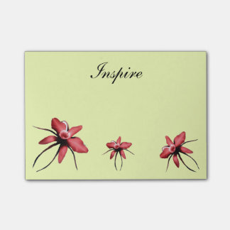 Inspire: write your thoughts post-it® notes