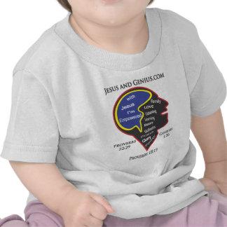 Inspire y autorice camisetas