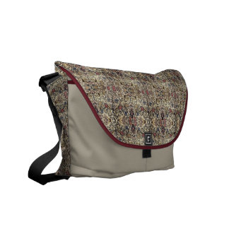 Inspired by India patterned bag Courier Bags