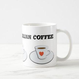 Inspired by Italian Coffee Mug