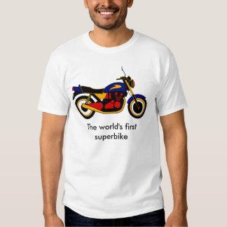 Inspired by Kawasaki Z1 Tee Shirt