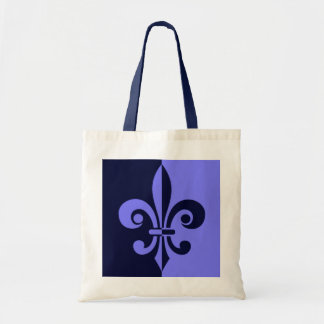 Inspired by Lily of France (Fleur-de-Lis) Tote Bag