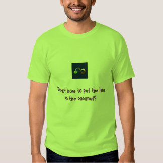 Inspired_by_Lime_in_the_Coconut-5cqf9l-d, Inspi... Tshirt