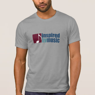 inspired by music tshirt
