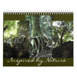 Inspired by Nature Calendar