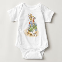 Inspired by P. Rabbit/Friends BABY JERSEY BODYSUIT