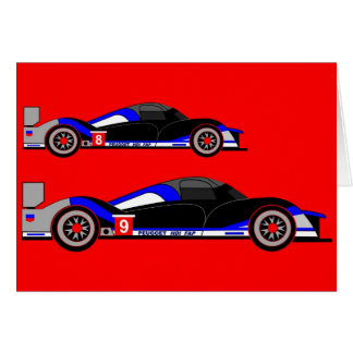 Inspired by Peugeot 908 HDi FAP Card