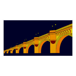 Inspired by Pont Neuf Print