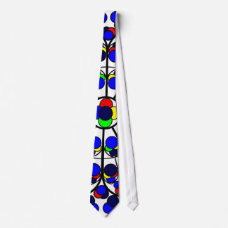 Inspired by South Rose Window, Notre-Dame de Paris Tie