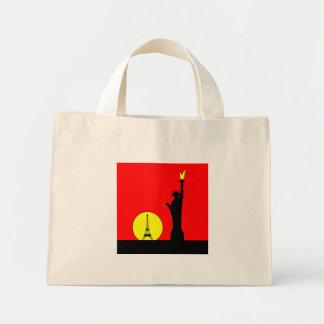 Inspired by Statue de la Liberté Bags
