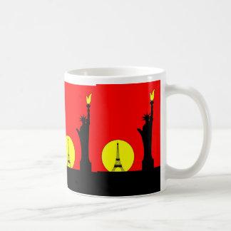 Inspired by Statue de la Liberté Coffee Mug
