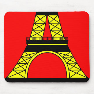 Inspired by the Eiffel Tower Mousepad