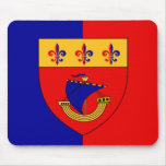 Inspired by the Vessel from the coat of arms Mouse Pads