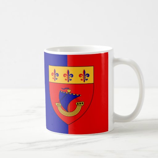 Inspired by the Vessel from the coat of arms Coffee Mugs