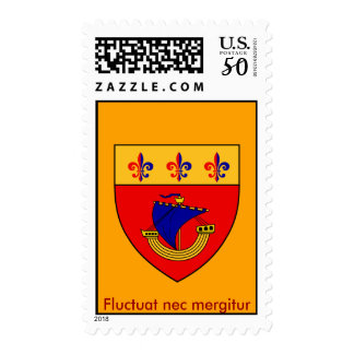 Inspired by the Vessel from the coat of arms Postage