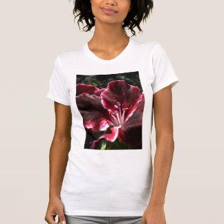 Inspired Geranium Ladies T-Shirt