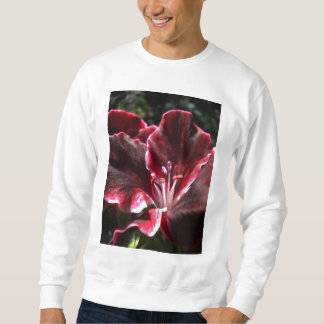 Inspired Geranium Men's Sweatshirt