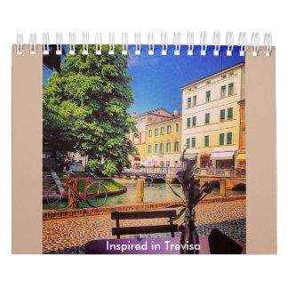 Inspired in Treviso Calendar
