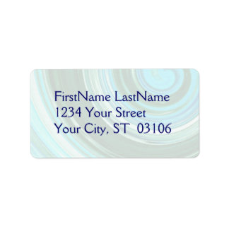 Inspired Label ~ customizable matching item Address Label
