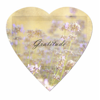 Inspired Lavender Photo Cutouts
