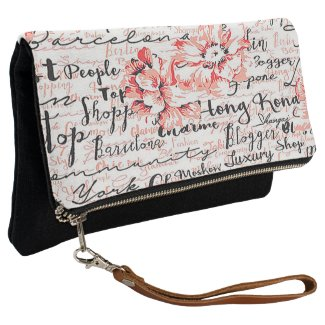 Inspired Life Fold-over Clutch Wallet