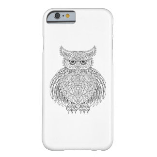 Inspired Owl Bird Totem Barely There iPhone 6 Case
