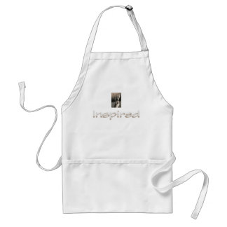 Inspired Painter or Artist Adult Apron