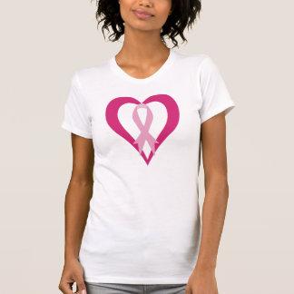 Inspired Pink Ribbon T-Shirt