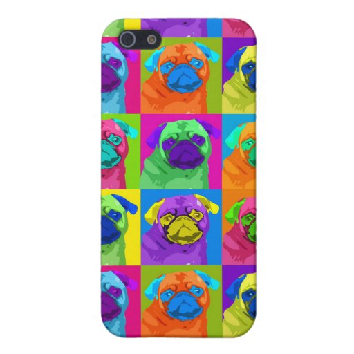 inspired Pug iPhone Speck Case iPhone 5 Cover