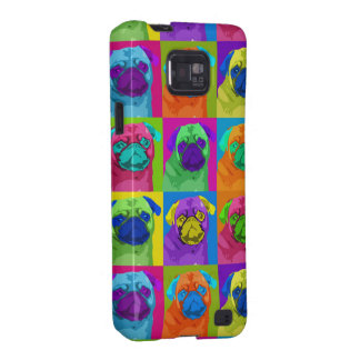 inspired Pug Samsung Galaxy S Case-Mate Cas Samsung Galaxy S2 Covers