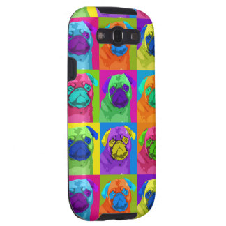 inspired Pug Samsung Galaxy S Case-Mate Cas Galaxy S3 Case