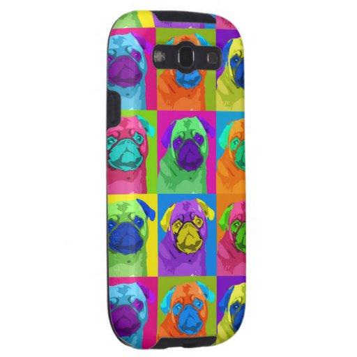 inspired Pug Samsung Galaxy S Case-Mate Cas Galaxy S3 Case