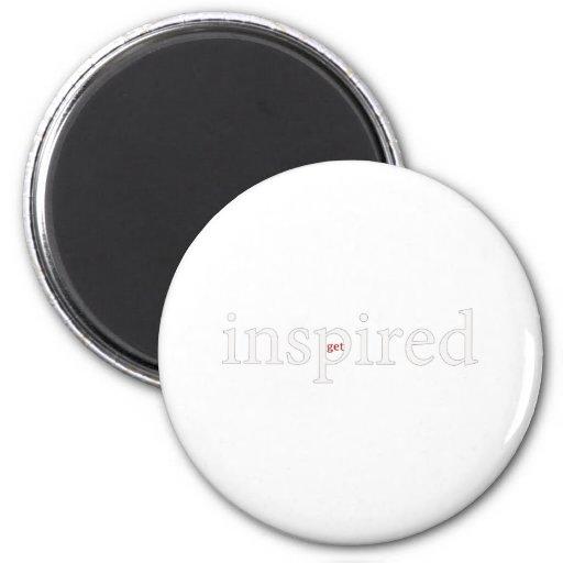 inspired refrigerator magnets