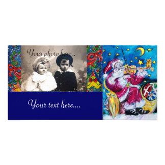 INSPIRED SANTA CARD