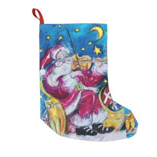 INSPIRED SANTA SMALL CHRISTMAS STOCKING