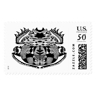 Inspired Scarab Stamp