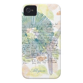 Inspired Starfish iPhone 4 Case