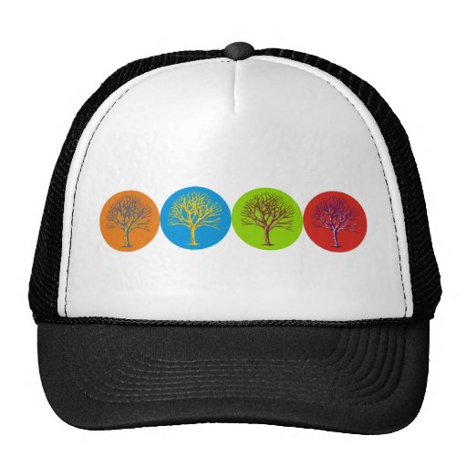 Inspired Trees Hats