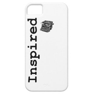 Inspired Writer iPhone 5 Cover