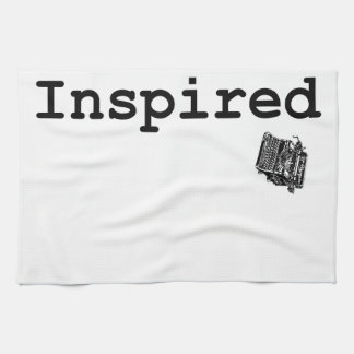 Inspired Writer Hand Towel
