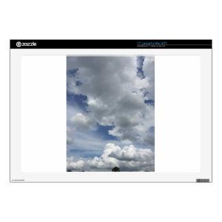 Inspiring Cloudscape Laptop Decal