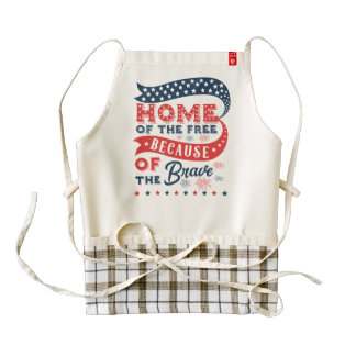 Inspiring Home of the Free Veterans | HEART Apron